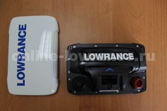 Эхолот-картплоттер Lowrance Elite-5 Ti Mid/High/TotalScan